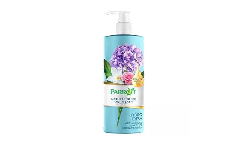 PARROT Oil In Bath Shower Cream Hydro Fresh
