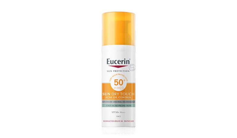 Eucerin Sun Dry Touch Acne Oil Control
