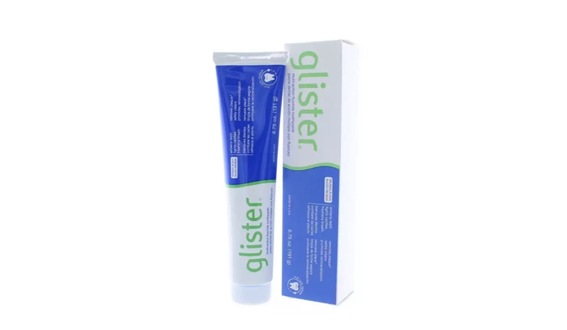 GLISTER Multi-Action Fluoride Toothpaste