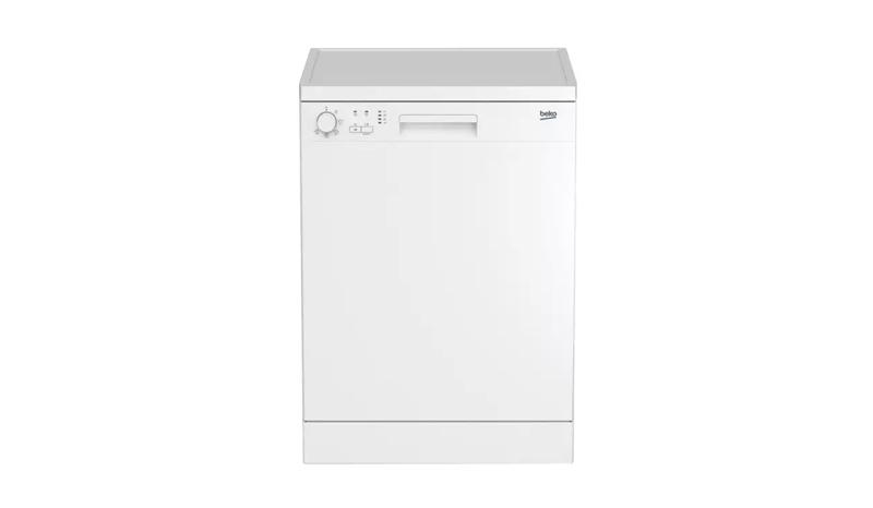 Beko เครื่องล้างจานแบบอิสระ ความจุขนาดมาตรฐาน รุ่น DFN05311W