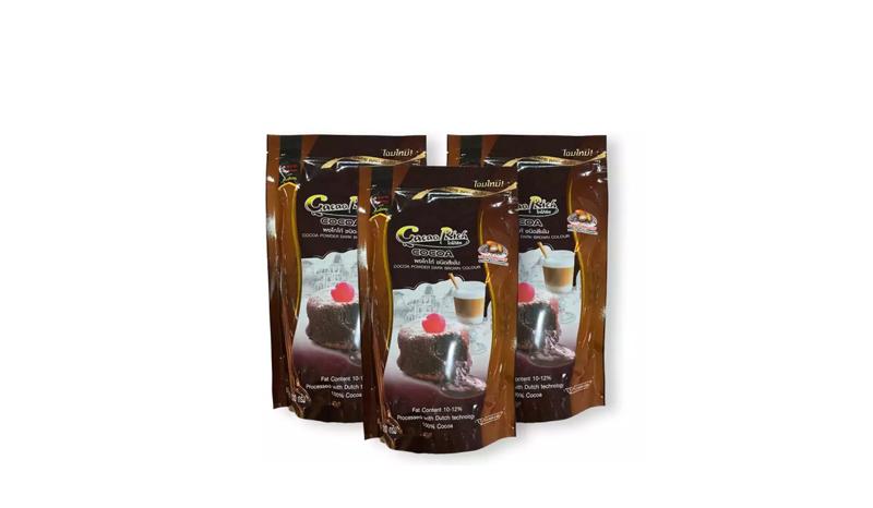 โกโก้ผง Cacao Rich