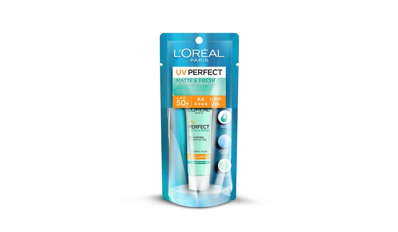 Loreal UV Perfect Matte& Fresh