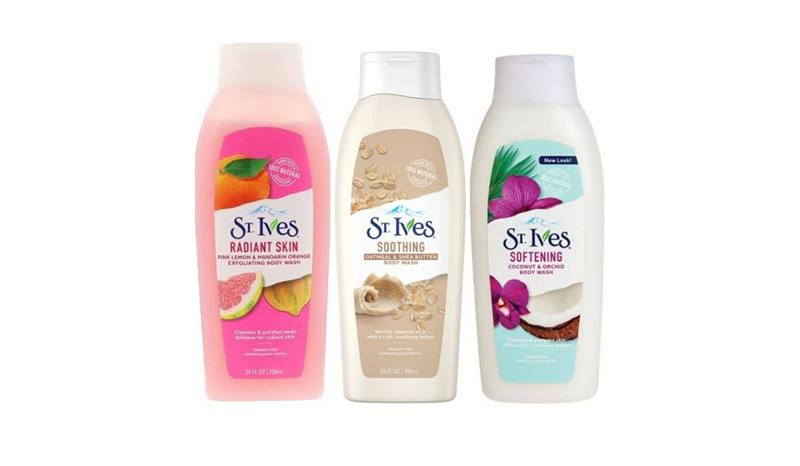 St.Ives Body Wash