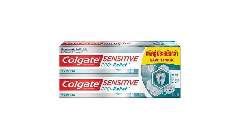 ยาสีฟัน Colgate Sensitive Pro Relief Original