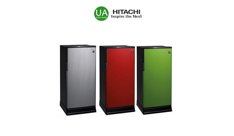HIDACHI  i-Defrost R-64 w. 606 คิว