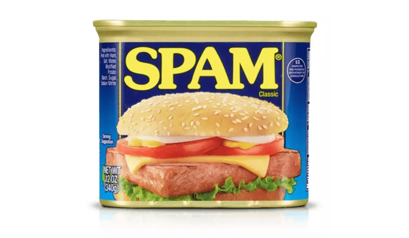 Spam Classic Original USA แฮมหมูกระป๋อง