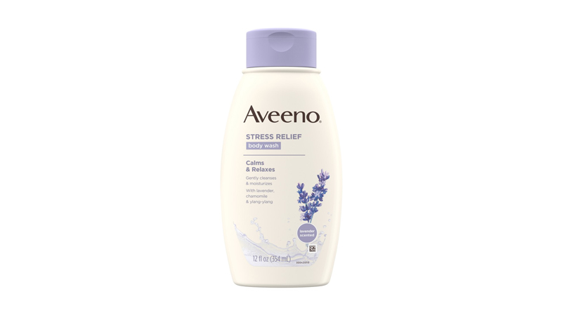 Aveeno Lavender Body Wash