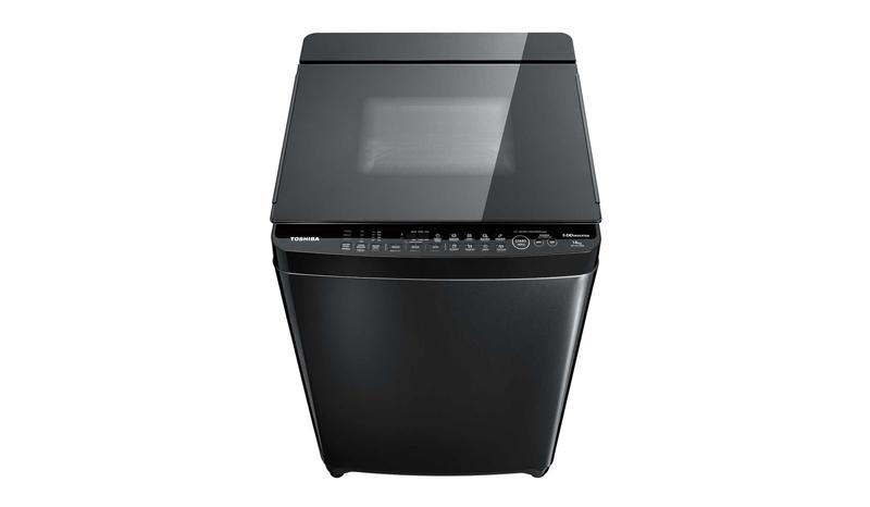 เครื่องซักผ้า Toshiba รุ่น AW-DG1500WT(KK) Inverter