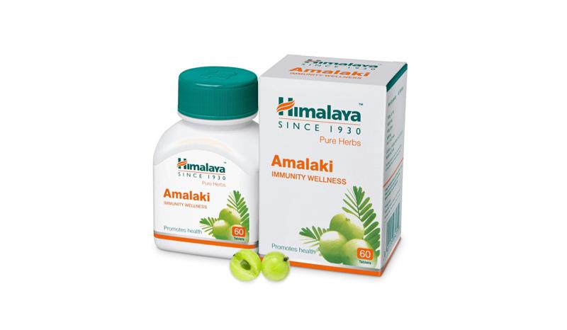 Himalaya Amalaki วิตามินซีมะขามป้อม