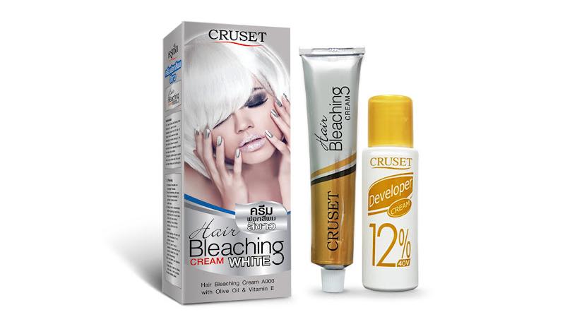 CRUSET Hair Bleaching Cream