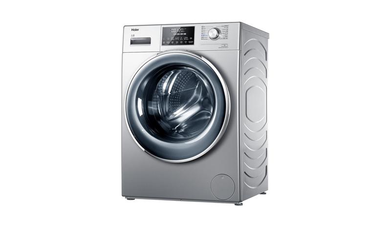 HAIER เครื่องซักผ้า /อบผ้าฝาหน้า (12 /8 kg) รุ่น HWD120-B14876U1