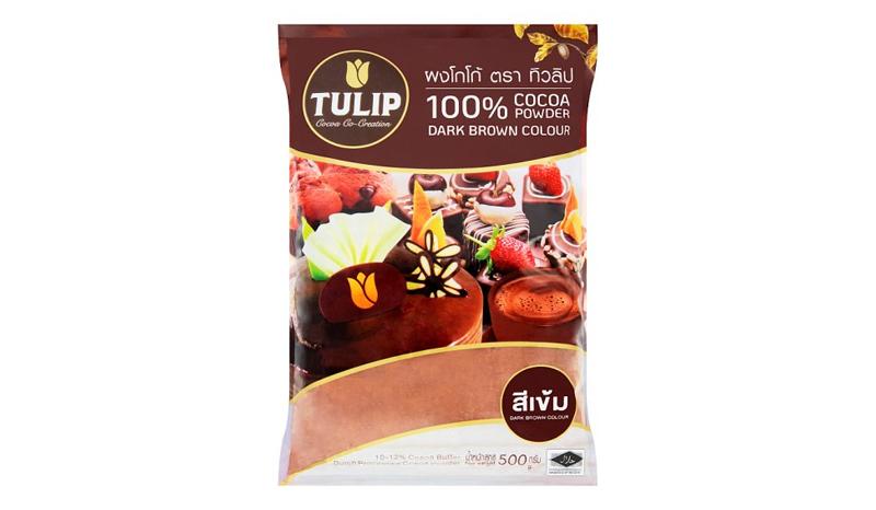 Tulip ทิวลิป ผงโกโก้