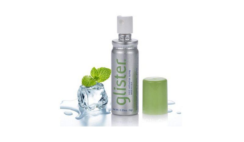 Glister Mint Refresher Spray