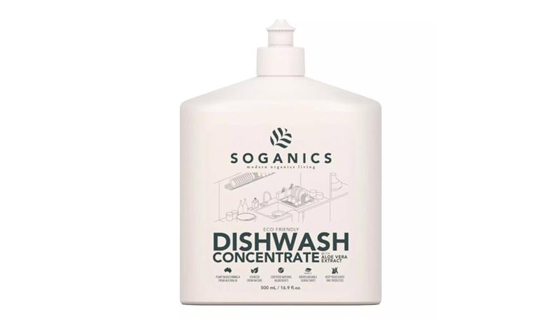 น้ำยาล้างจาน SOGANICS อโลเวร่า 500 มล.