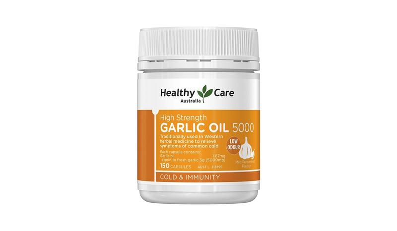 Healthy Care Garlic Oil
