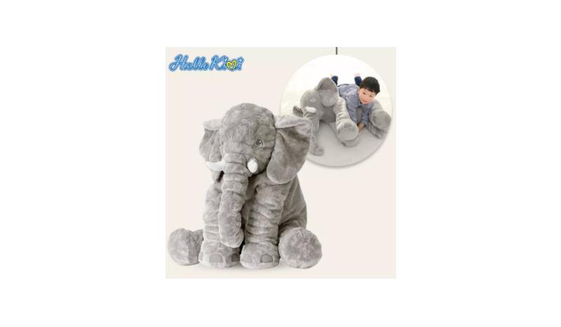 ช้างตุ๊กตา เป็นเบาะตัวใหญ่