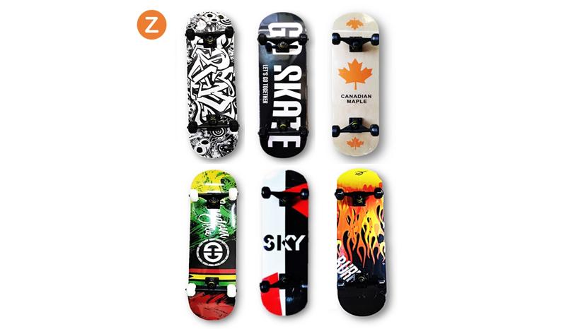 Zanlaza Skateboard สเก็ตบอร์ด รุ่น Z-393