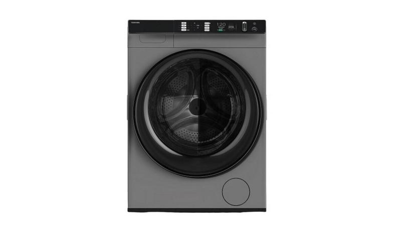 TOSHIBA เครื่องซัักผ้า/อบผ้า ฝาหน้า (8/8 kg) รุ่นTWD-BH90W4T
