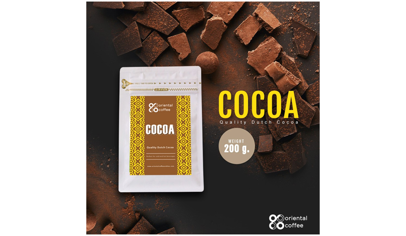 ผงโกโก้ Oriental Cocoa Powder