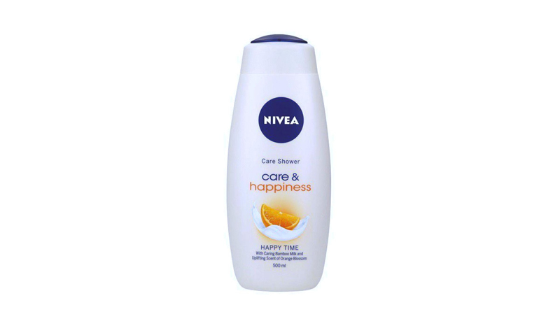 NIVEA Care & Happiness Shower Cream