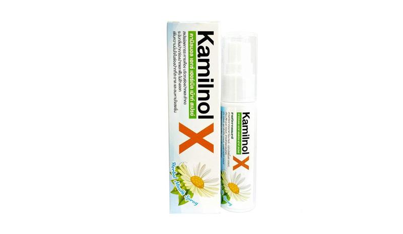 Kamilnol X Mouth Spray
