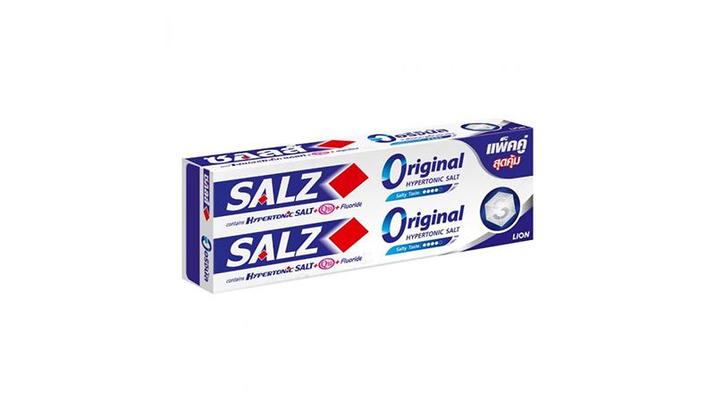 ยาสีฟัน  Salz Original