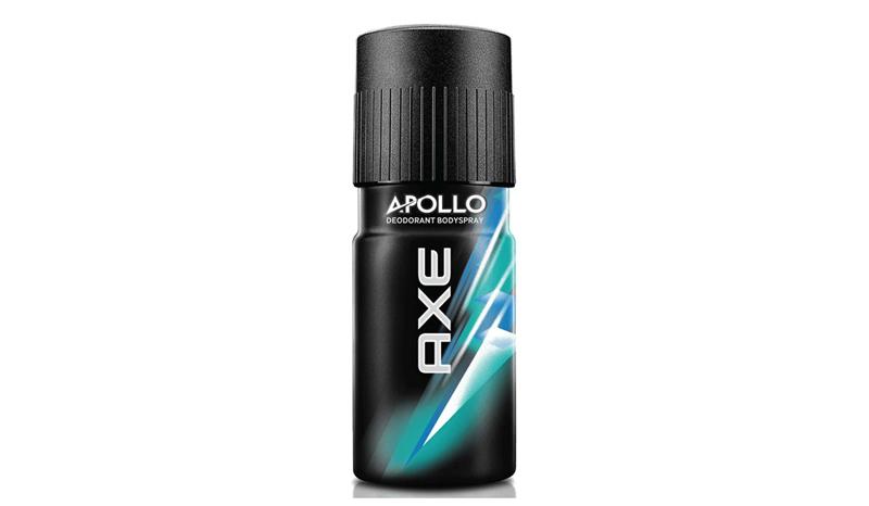 สเปรย์ระงับกลิ่นตัว AXE Male Deo Aero Apollo