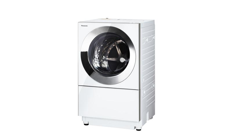 Panasonic เครื่องซักผ้าฝาหน้าและอบผ้า (10/6 กก.) รุ่น NA-D106X1WT3