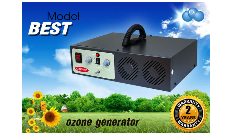 Ozonic เครื่องผลิตโอโซน รุ่น Best