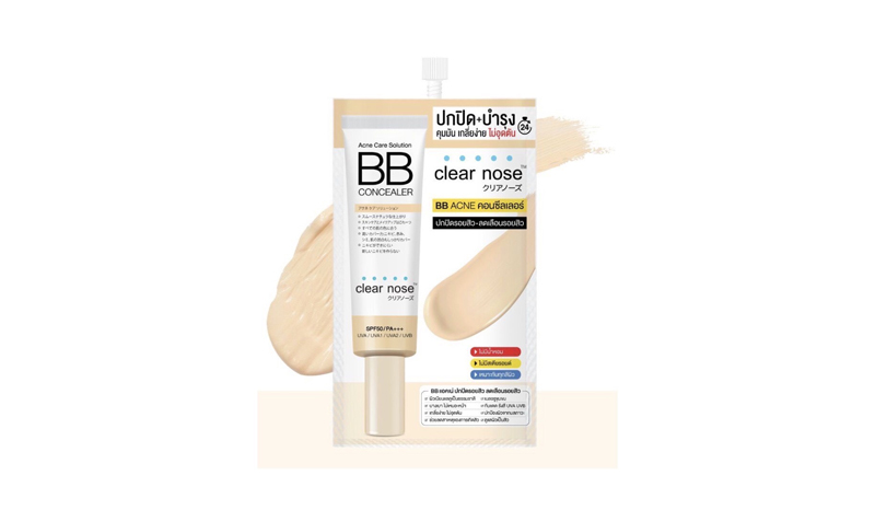 Clear Nose Acne Care SolutionBB Concealer SPF50PA+++