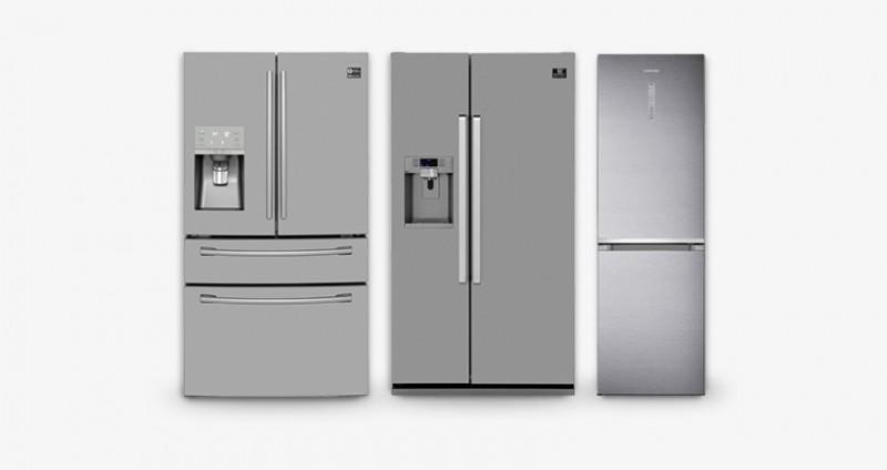 ตู้เย็นหลายประตู