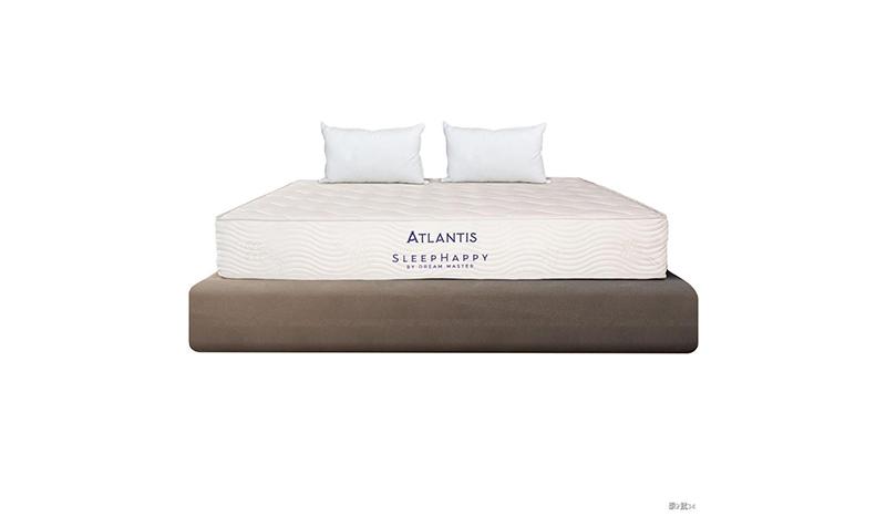 SleepHappy รุ่น Atlantis ที่นอนโรงแรมพ็อกเก็ตสปริงเพื่อสุขภาพ