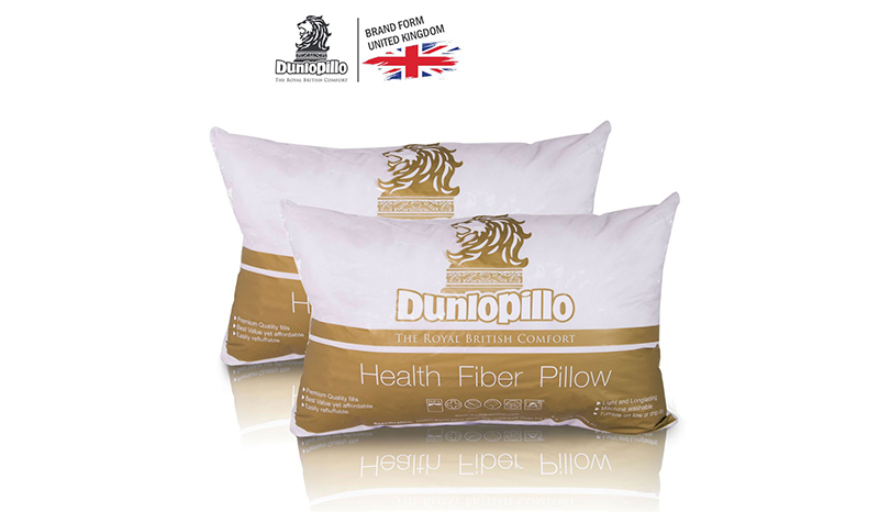 Dunlopillo รุ่น นาโนดาวน์