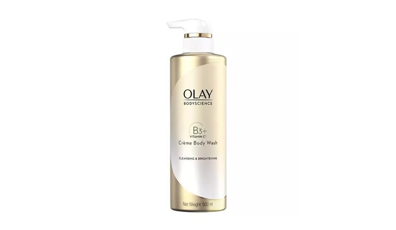 OLAY – Bodyscience Brightening Crème Body Wash