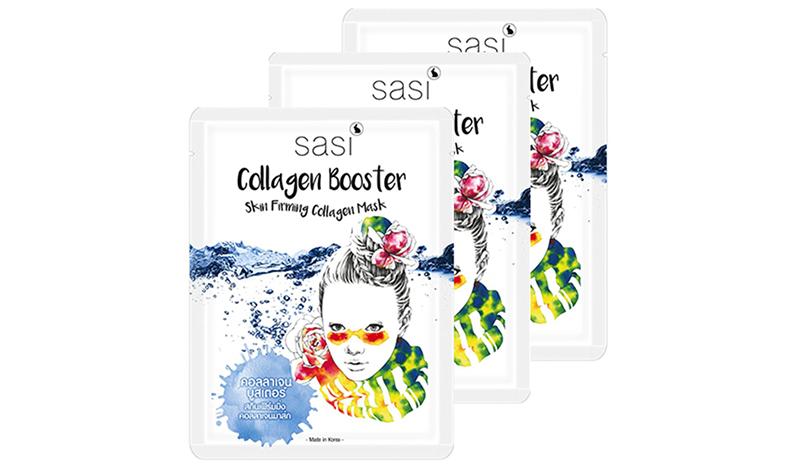 Sasi Collagen Booster Skin Firming Collagen Mask