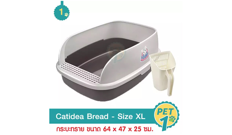 Catidea ห้องน้ำแมว รุ่น CL211