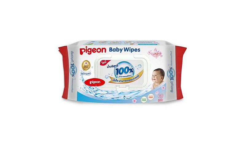 Pigeon Baby Wipe Sakura Extract