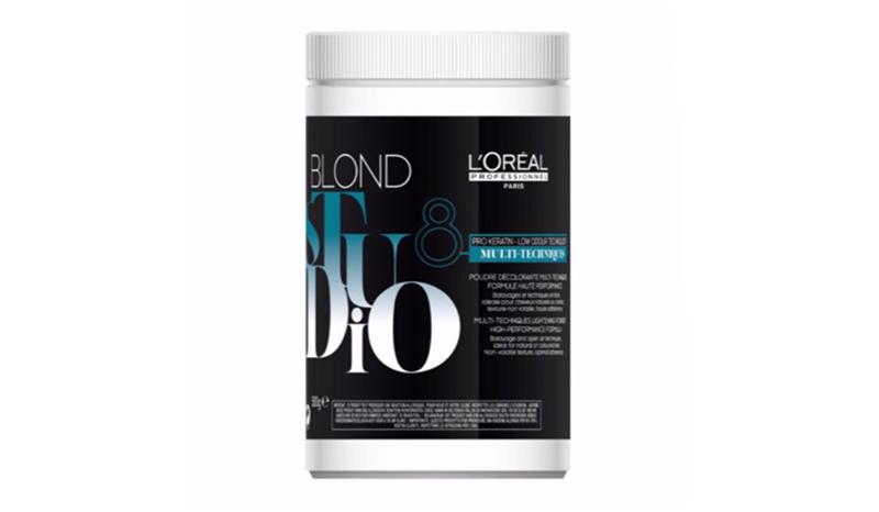 L'Oréal Blond Studio Multi-Techniques Lightening Powder