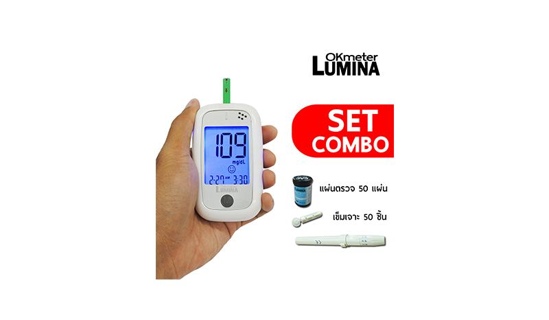Lumina OK Meter SET COMBO