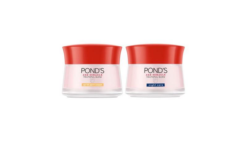 POND'S  Age Miracle Day Cream + Night Cream