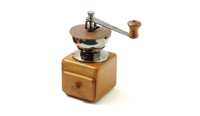 Hario Small Coffee Grinder Coffee Mill MM-2
