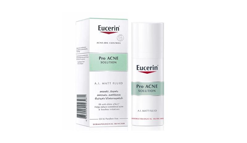 Eucerin ProACNE Solution A.I. Matt Fluid 50ml.