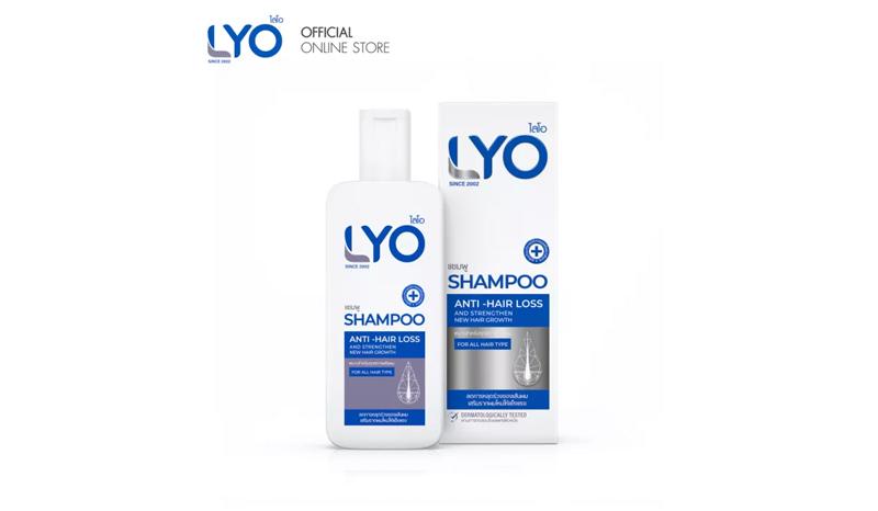 LYO – Anti-Hair Loss