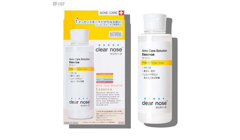 Clear Nose น้ำตบสิว เคลียร์โนส แอคเน่ แคร์ โซลูชั่น เอสเซนส์