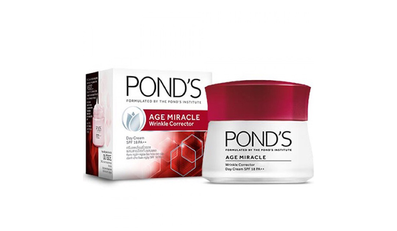 Pond's Age Miracle Facial Cream Wrinkle Corrector Day Cream