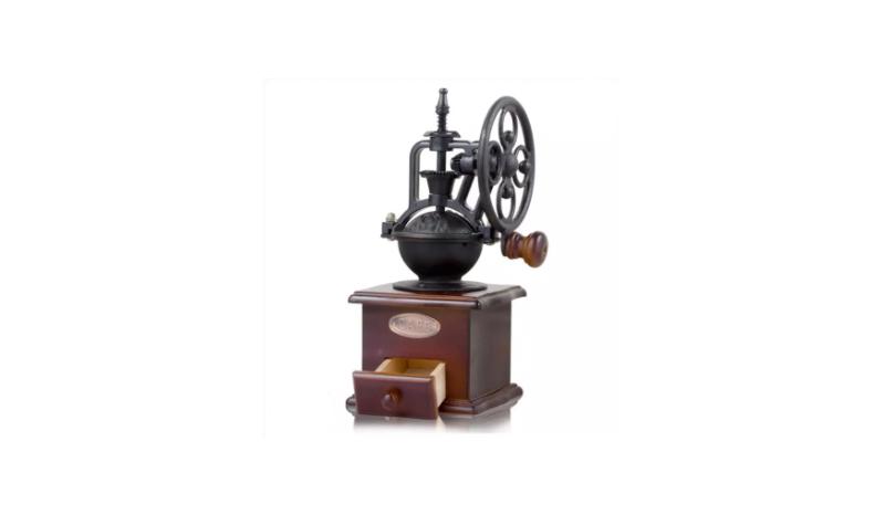 Elit Vintage Manual Coffee Grinder รุ่น VCG204-WJ