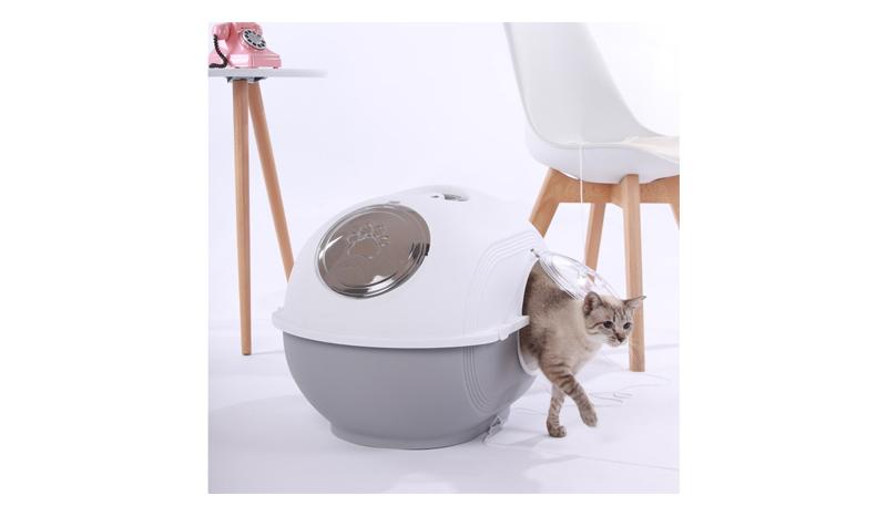 ห้องน้ำขนาดใหญ่ กระบะทรายแมว CFS11