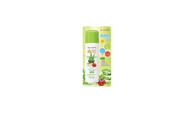 Smooto Aloe & Tomato Mineral Spray