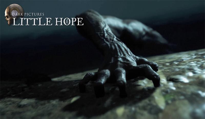 The Dark Pictures : Mon of Meden / Little Hope