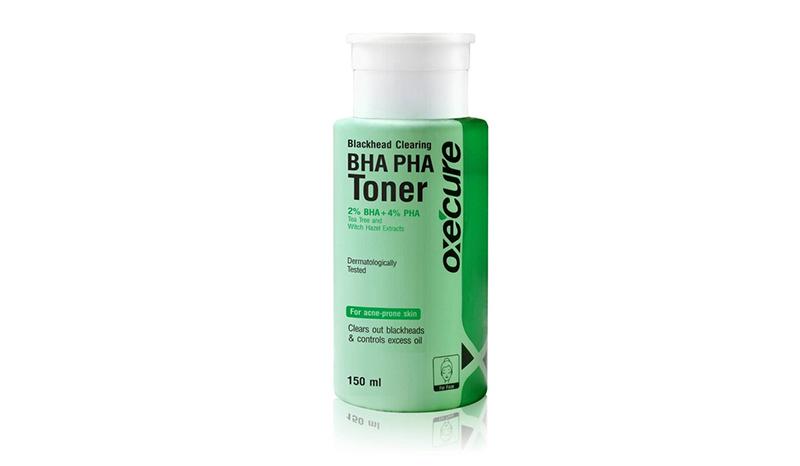 Oxecure BHA PHA Toner 150 ml โทนเนอร์ลดสิว